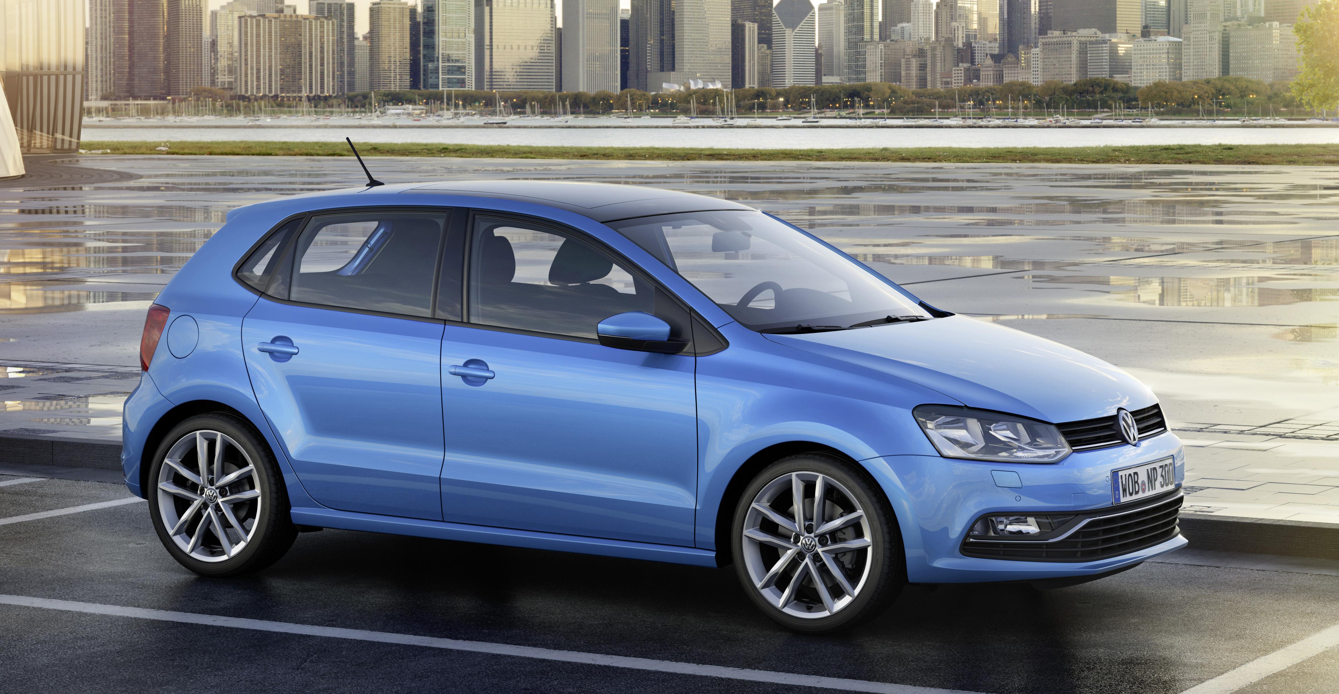 VW Polo TSI